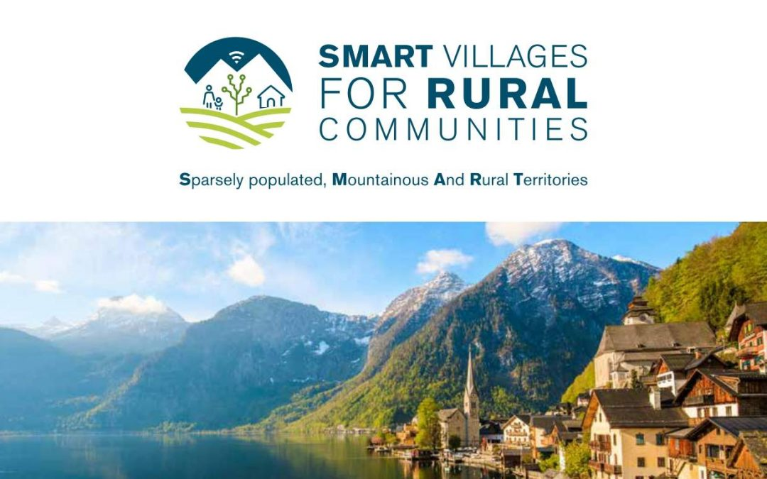 The SSPA network becomes part of the Smart Villages for Rural Communities Intergroup of the European Parliament