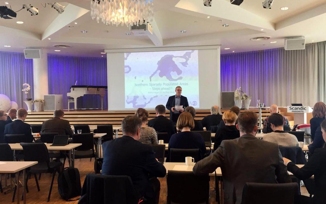 The SSPA Network attends the annual Forum of the Network of Sparsely Populated Areas of Northern Europe in Norway