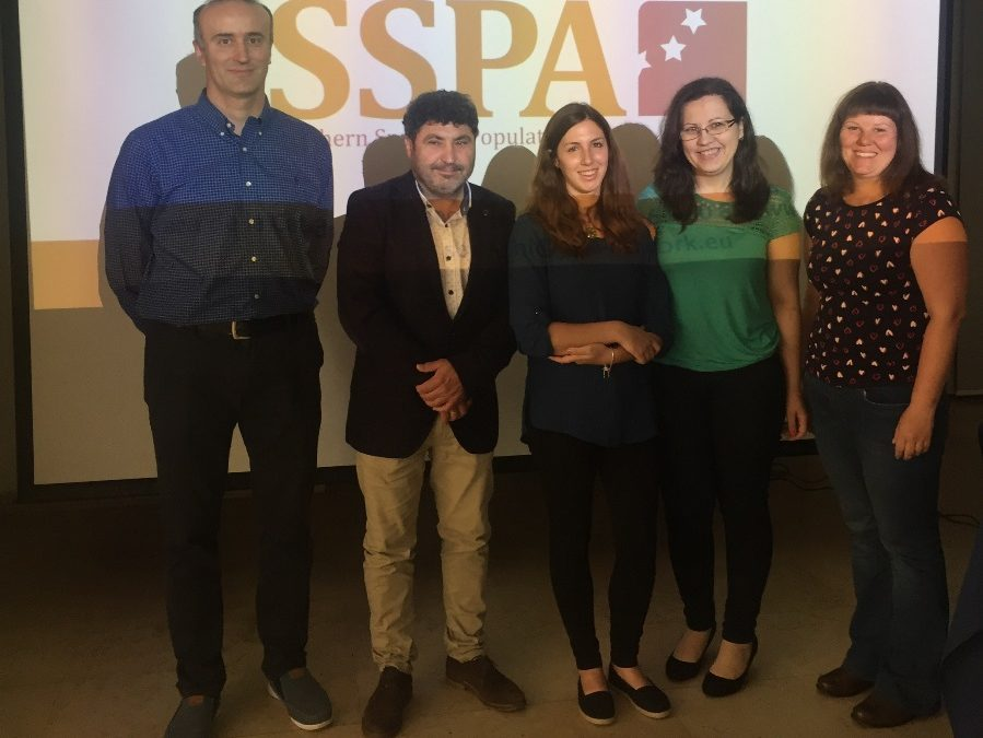 – The Spanish and Croatian SSPA partners united in the need for measures that seek true integration of the rural areas in European policies