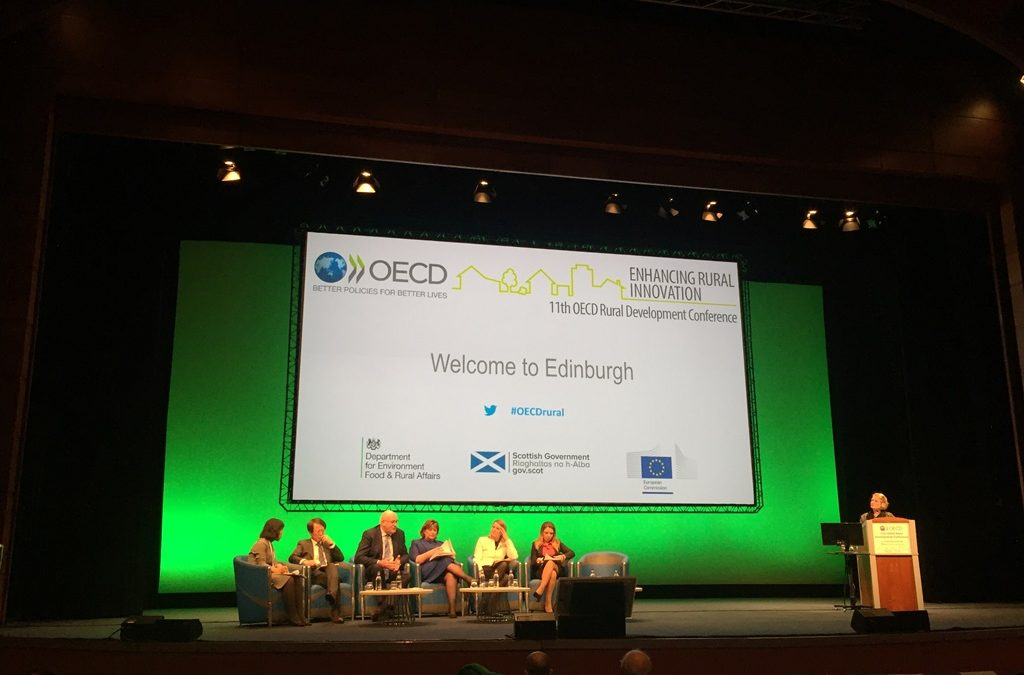– SSPA moves its proposals to the 11th OECD Conference in Edinburgh