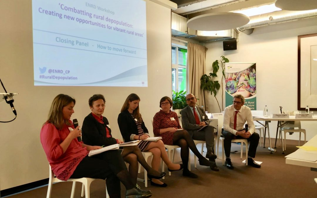 The countries of the European Union share their experiences for Rural Development