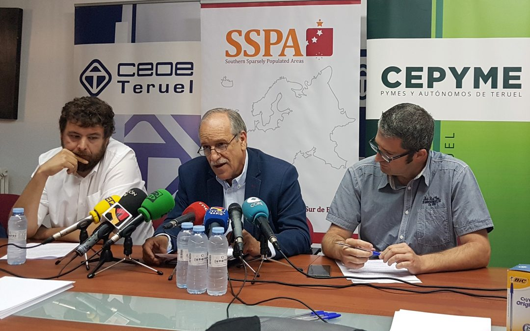 –  SSPA proposes a new territorial development model led by an independent agency in the fight against depopulation