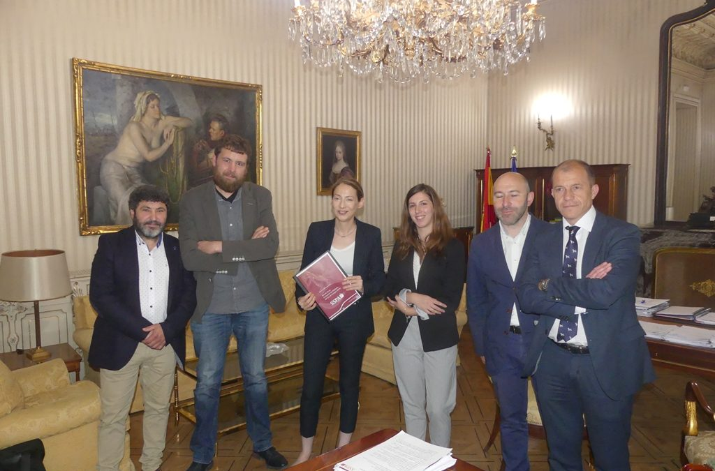 – To end the depopulation of rural Spain, objective of the position document delivered by the SSPA to the government commissioner in the face of the Demographic Challenge