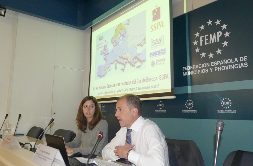 – Spanish Federation of Municipalities and Provinces relies on SSPA to provide training on depopulation in Spain