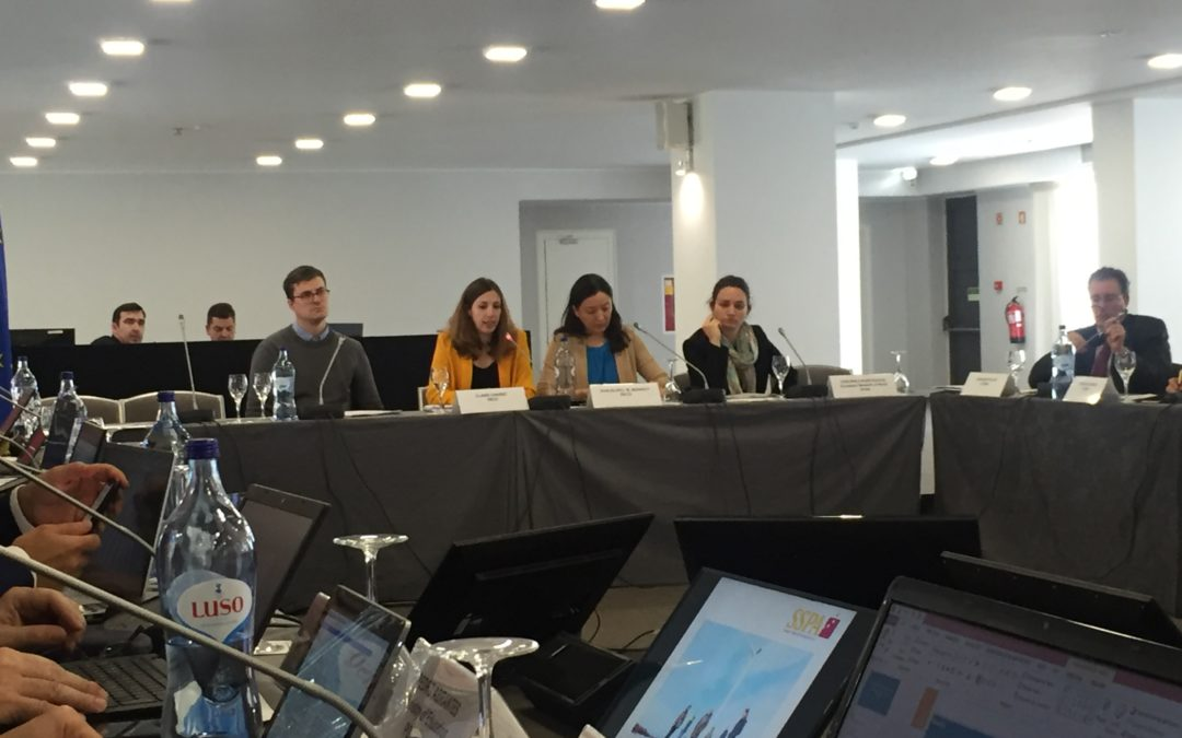 SSPA makes its contributions to the OECD to address territorial development in Europe