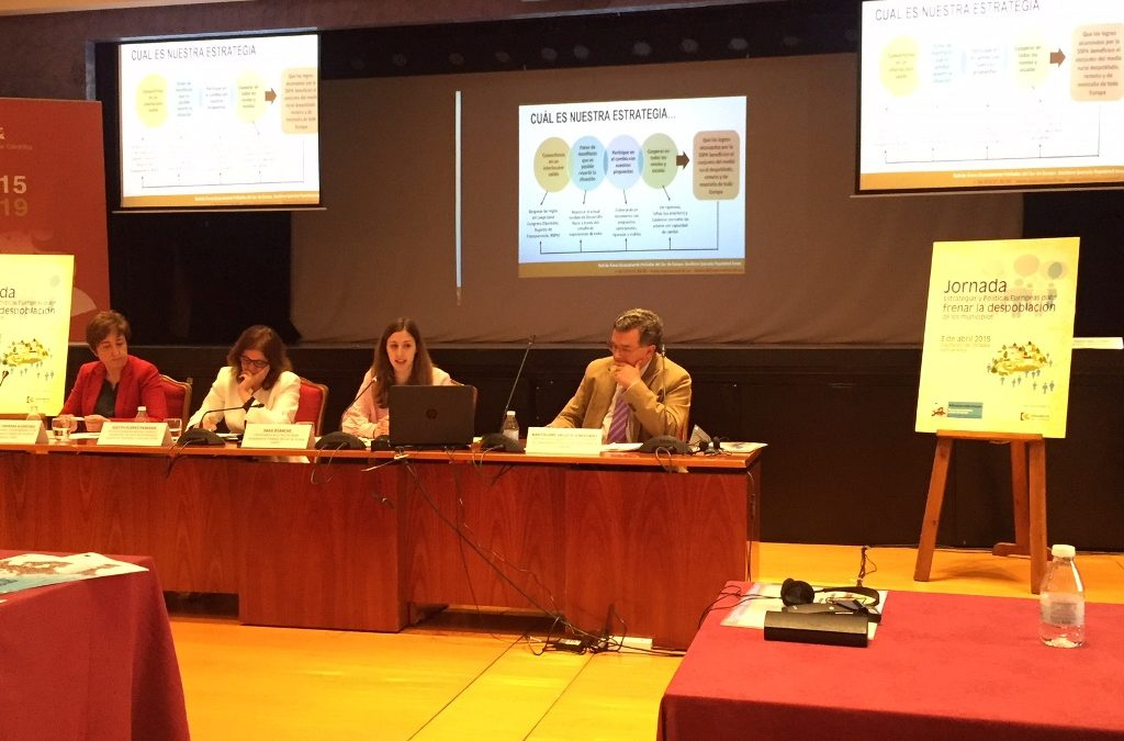 – The SSPA participates in a conference on European strategies and policies against depopulation organized by the Diputación de Córdoba