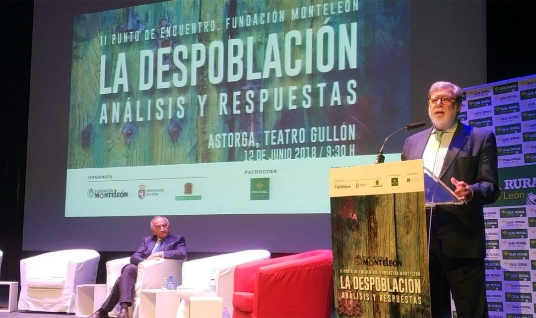 – SSPA moves its proposals to stop the depopulation in a forum that seeks to analyze the keys of demographic change in Astorga